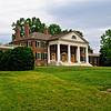 Main House, James Madison's Montpelier, Orange County, Virginia