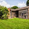 Mary Conrad Cabin, Jackson Mill, Weston, West Virginia, USA