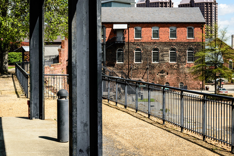Pattern Building, Historic Tredegar Iron Works, Richmond, Virginia