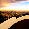View of Downtown LA #2 - Griffith Observatory Drive, Los Angeles, USA