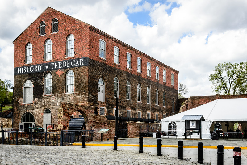 Pattern Building, Historic Tredegar Iron Works, Richmond, Virginia Tredegar Iron Works, Richmond, Virginia