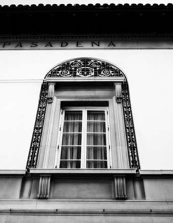 Pasadena Civic Auditorium #5a - Pasadena, CA, USA