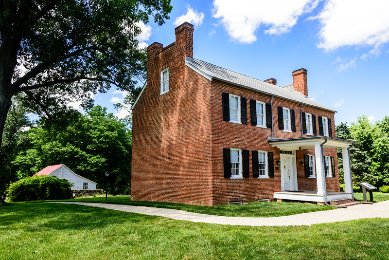 Historic Blenheim, 3610 Old Lee Highway, Fairfax City, Virginia
