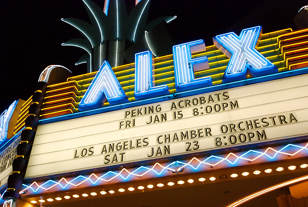 Old Alex Theater #2 - Los Angeles, CA, USA