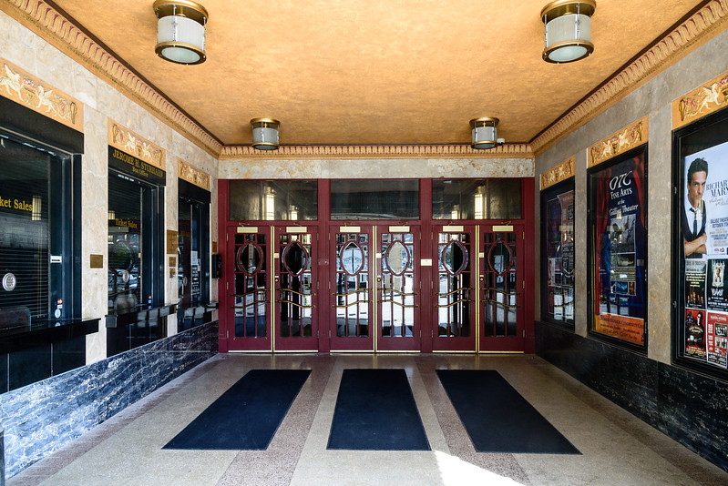 Gillioz Theatre, 325 Park Central East, Springfield, Missouri