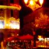 City Square at Night - Madrid, Spain
