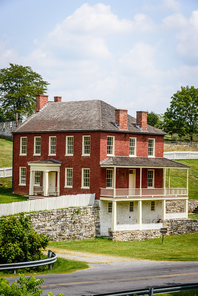 Sherrick Farm, Antietam National Battlefield, Sharpsburg, MD