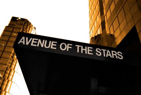 Los Angeles Building Architecture #9a - Ave of the Stars, Los Angeles, CA, USA