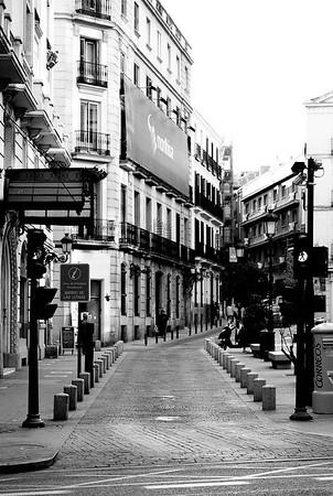 Madrid Street Scene #9a   Madrid, Spain