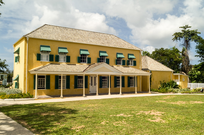 George Washington House, Bush Hill, The Garrison, St Michael, Barbados
