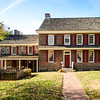 Whitall House, Red Bank Battlefield Park, National Park, New Jersey