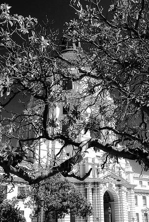 City Hall Exterior #3a - Pasadena, CA, USA