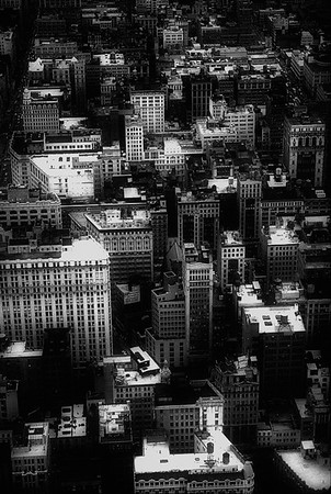 NYC Rooftops #1a - New York City, USA