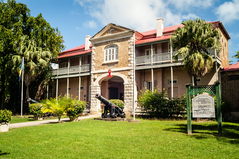 Barbados Museum, The Garrison, St Michael, Barbados