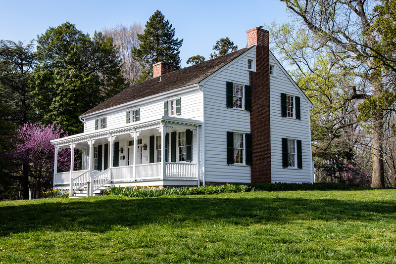 Cherry Hill Farmhouse, 312 Park Avenue, Falls Church, Virginia