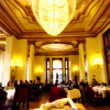 Inside Restaurant Off the Gran Via - Madrid, Spain