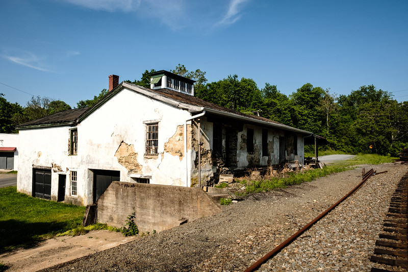 Rector's Warehouse and Station, Maidstone Road, Rectortown, Virginia