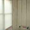 Open cell spray foam insulation.