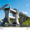 http://www.dreamstime.com/stock-photo-falkirk-wheel-rotating-boat-lift-scotland-which-connects-forth-clyde-canal-union-canal-image54865310