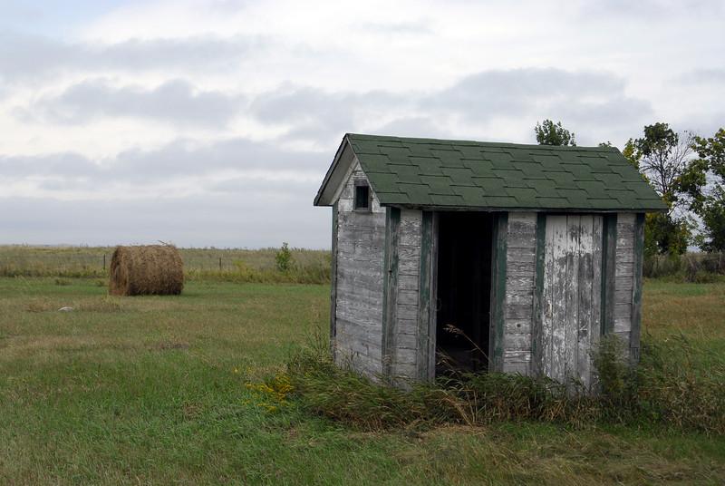 North Dakota Outhouse - 03