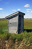 North Dakota Outhouse - 04