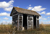 North Dakota Outhouse - 02