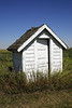 North Dakota Outhouse - 05