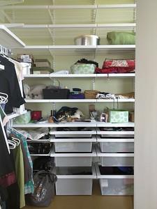 My closet 2015-12-31