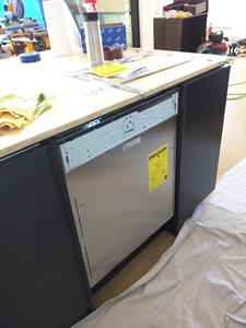Miele Diamond Dishwasher! Knock-knock