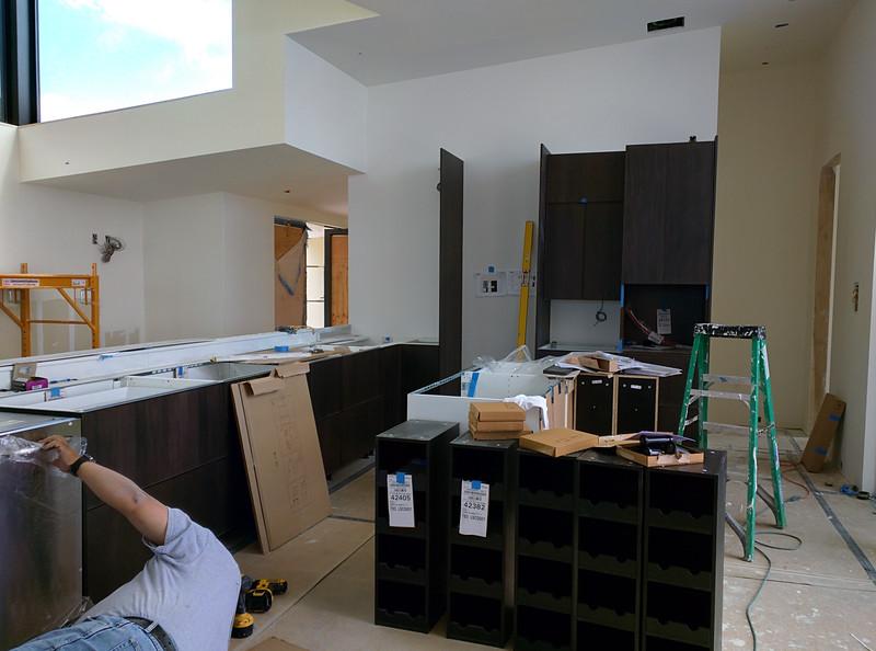 2015-07-07 kitchen and master bath