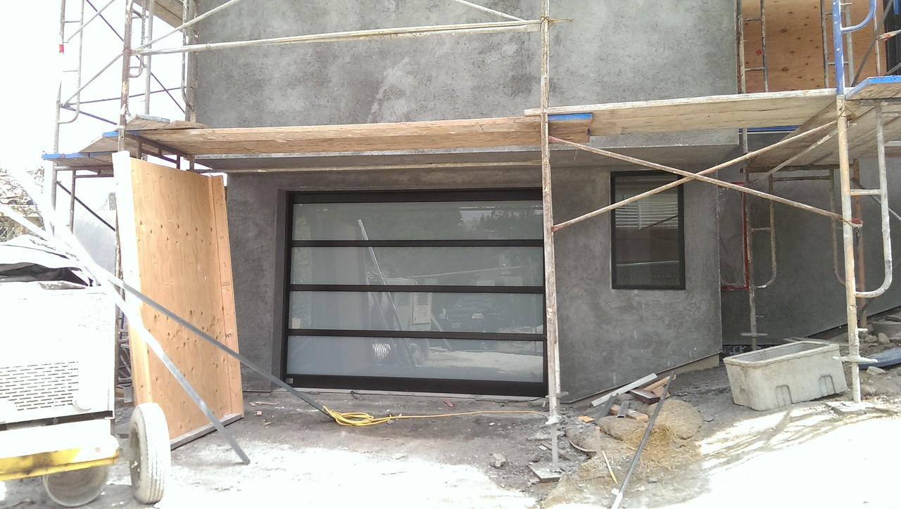 2015-05-19 Ramp, Garage door