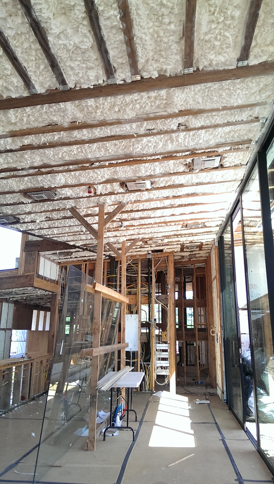 2015-04-01 Roof Door Insulation