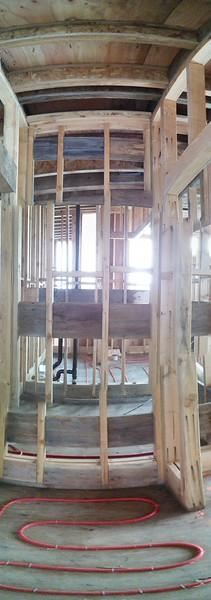 2015-01-18 Blocking and plumbing
