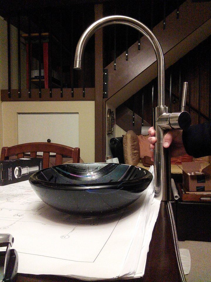 Powder room sink 2014-12-24