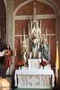 Interior, Saint John the Baptist Catholic Church.