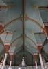 Interior,  Saint  Mary's Catholic Church.