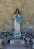 Grotto,  Saint  Mary's Catholic Church.