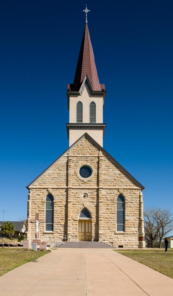 St. Mary's,  Praha, TX