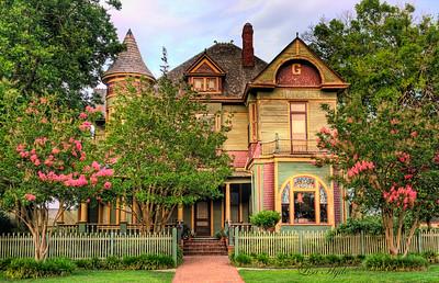Gann House, Benton, AR