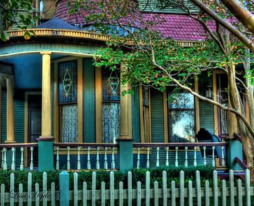Gann House, ca. 1895