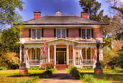 Graham-Gaughan-Betts House - Camden, AR