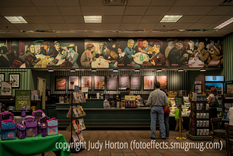 Barnes and Noble Coffee Bar