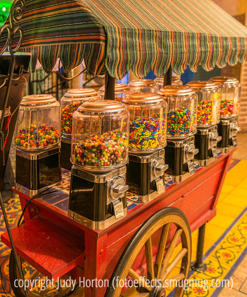Candy Wagon