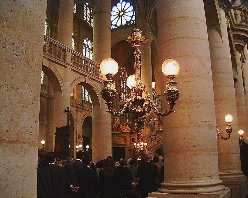 Paris Church in (th arr