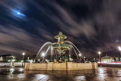 La Fontaine des Mers - Arthur