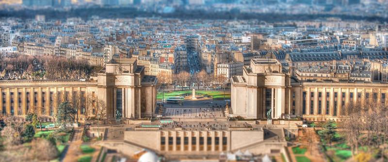 Le Trocadéro - Arthur