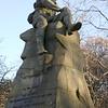 Highland Light Infantry memorial, Kelvingrove Park