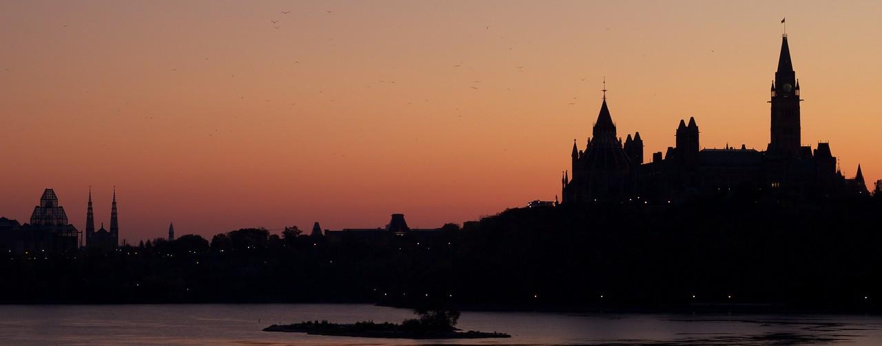Parliament Sunrise