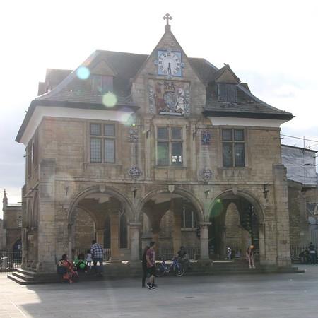 Peterborough Guildhall