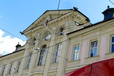 Munich Architecture before PhotoShop